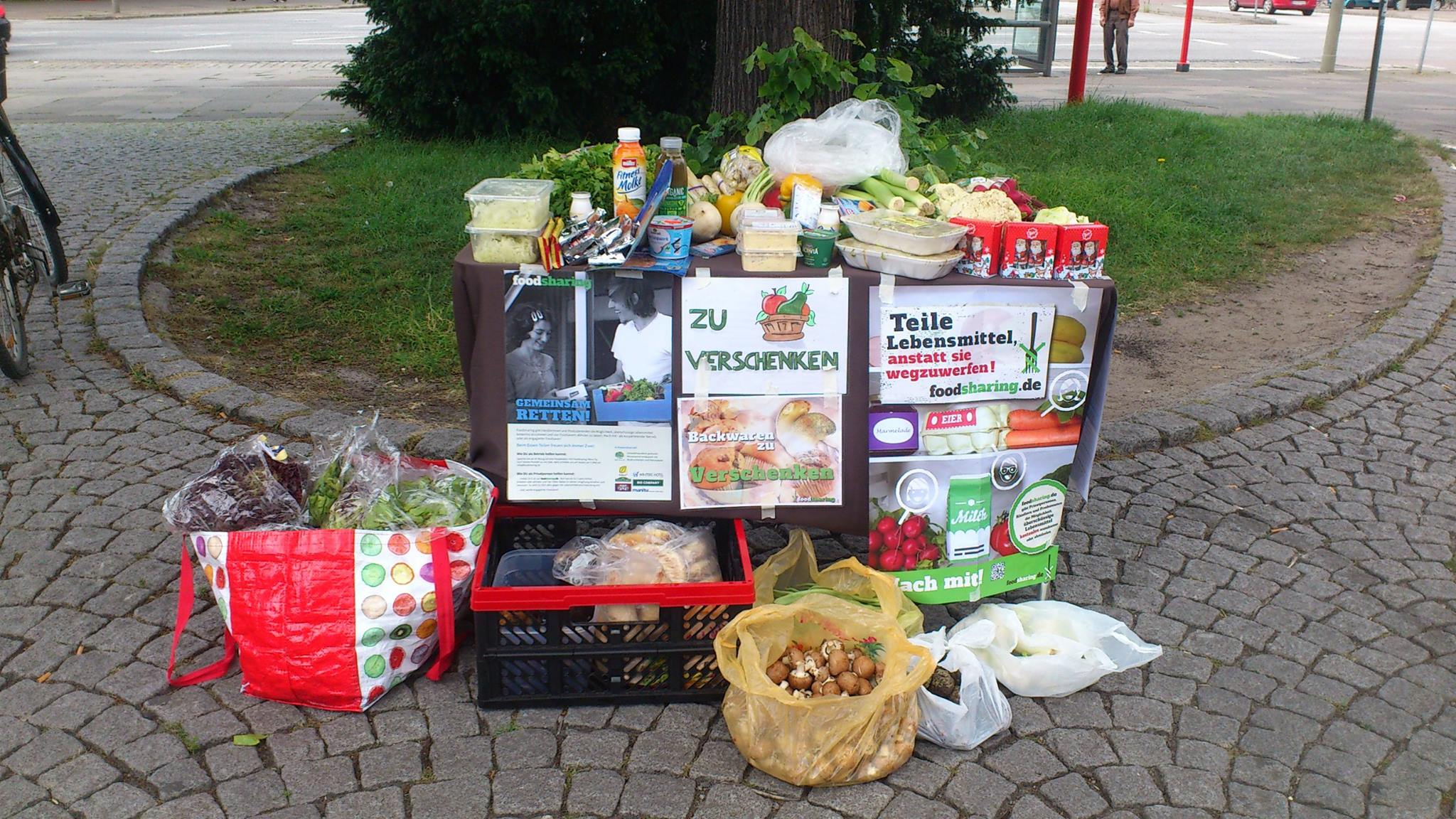 Fairteiler Hamburg
